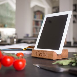 Cooking with a Tablet